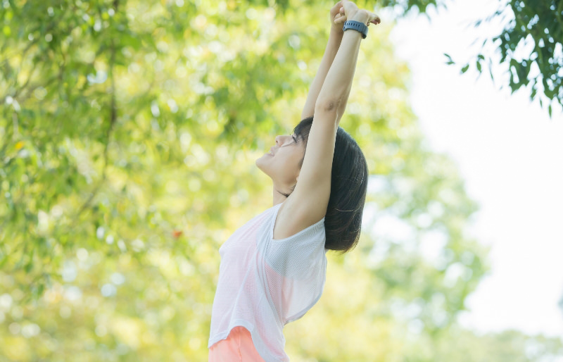 健康の為の生活習慣